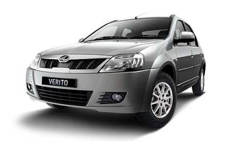 2013 Mahindra Verito Executive Edition Design