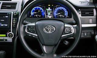 2016 Toyota Camry Atara SL Hybrid Engine