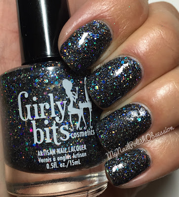Girly Bits Holiday Magic: Coal Dancer