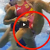 Υδατοσφαίριση Γυναικών: Δείτε τι συμβαίνει κάτω από το νερό και… σοκαριστείτε (Βίντεο)