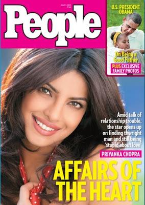Priyanka Chopra People Magazine