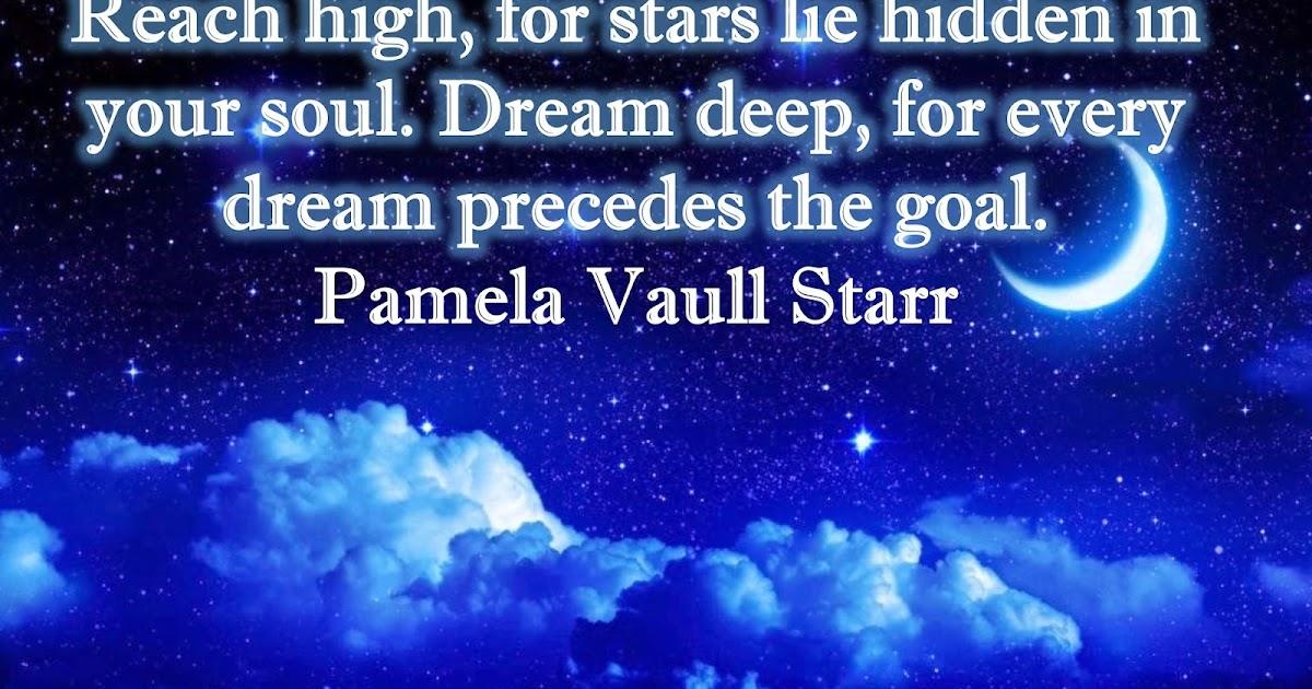 Jajackson Reach High For Stars Lie Hidden In Your Soul Dream