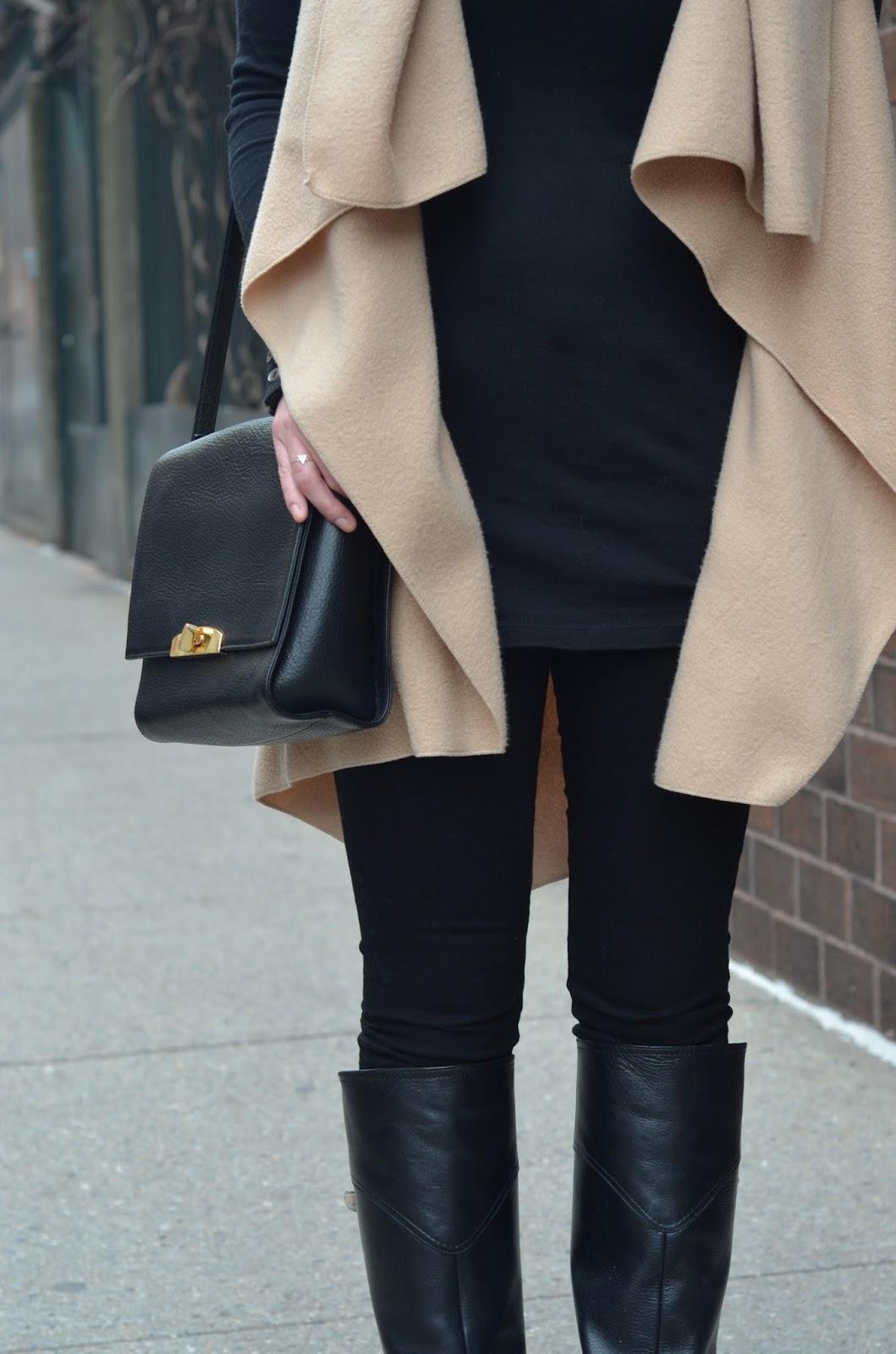 black + tan