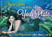 Peta Go Vegetarian by Adah Sharma-thumbnail-1