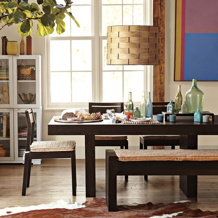 DIning Rooms With West Elm