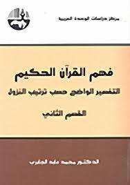 تفاسير القرآن الكريم حسب ترتيب النزول