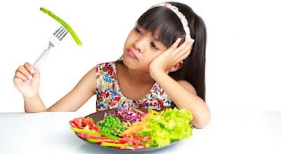 Kenali 6 Tips Unik Untuk Menambah Nafsu Makan Anak