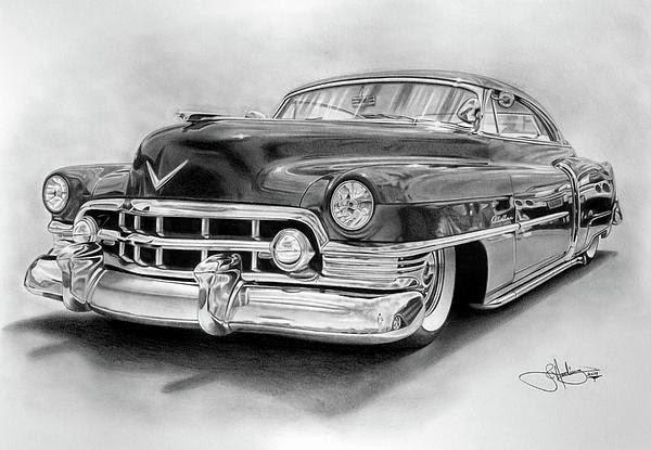 Drawings: Car and Bike Drawing
