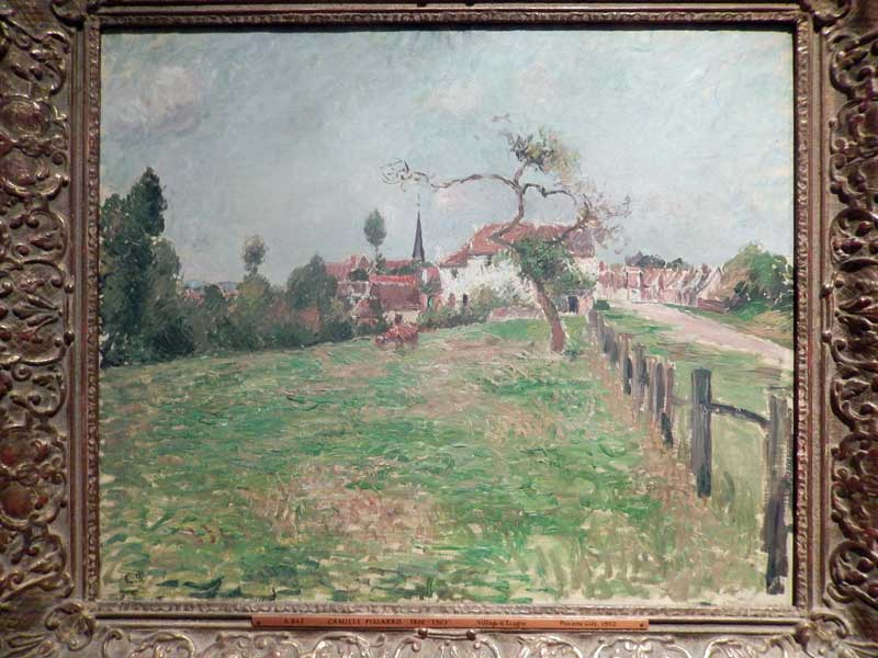 My French Easel: Impressionist paintings in the Ashmolean Museum
