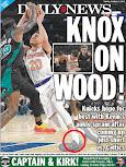 News chooses Knicks