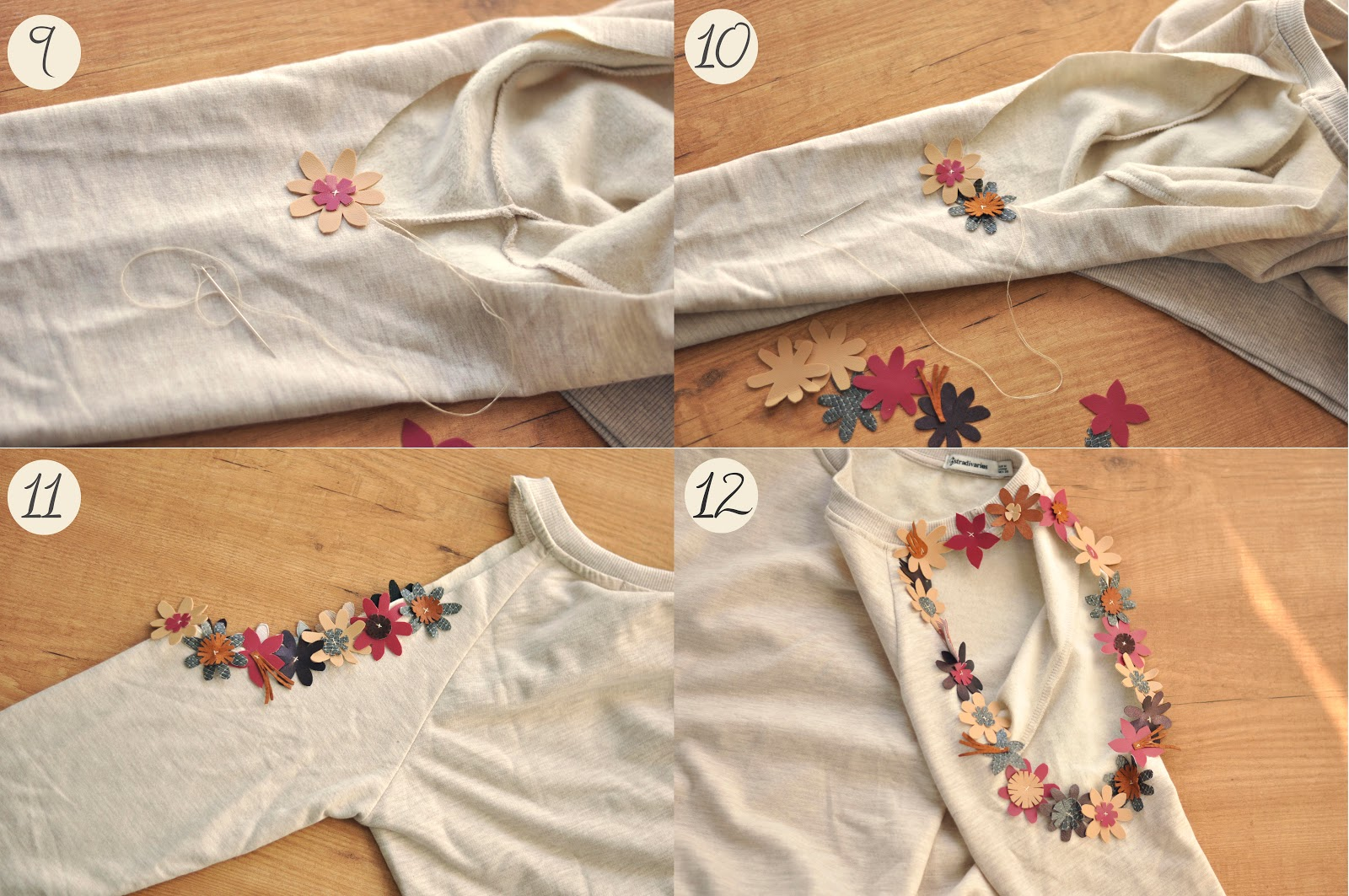 diy sweater christopher kane