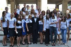 Лучший спортивный класс 2010-2011 учебного года - 10-А класс