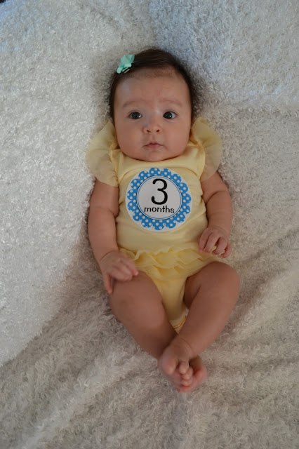 My Family Of 3 Graciella S 3 Month Update