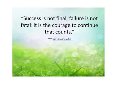 success, courage, quote, failure, self help, winston churchill,