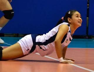 Player Name : Angelica Vasquez