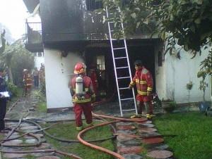 14 muertos en incendio en centro de rehabilitación