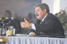 نخست وزير الجزاير: با خون ما تجارت نكنيد