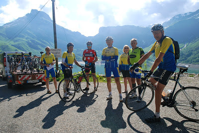 SAVOIECUP 2013 cyclistes un col un jour