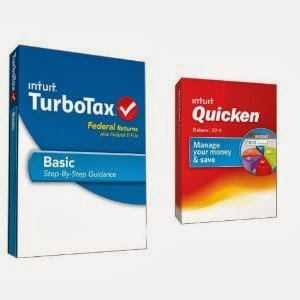 Turbotax Basic Quicken Deluxe Bundle