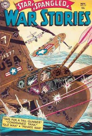 Star Spangled War Stories 27 cover