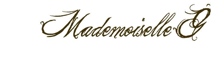 Mademoiselle G