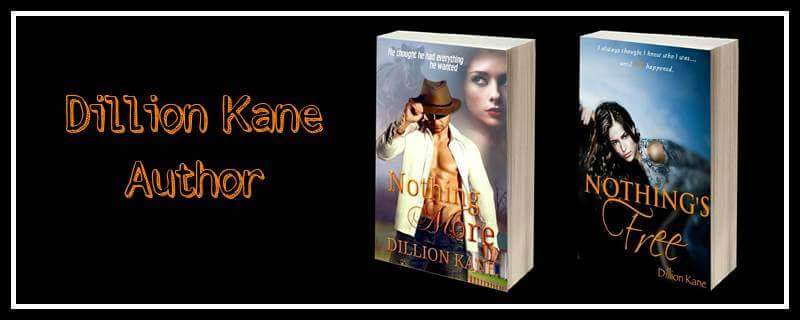 Dillion Kane Author