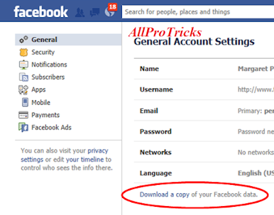 What if your Facebook account was... - Backup Your FB Page