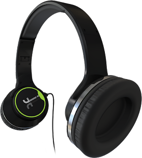 Flipped Headphones from Flip Audio