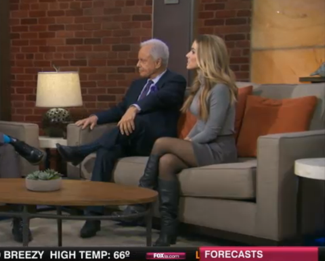 THE APPRECIATION OF BOOTED NEWS WOMEN BLOG : GOOD DAY LAS