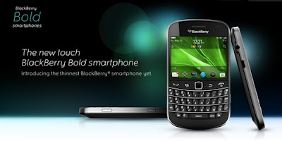 RIM Officially Introduced Blackberry Bold 9900 & 9930