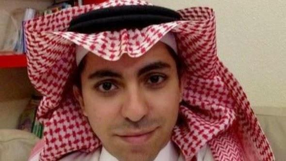 """تنفيذ حكم الجلد للمدون السعودي رائف بدوي """"للإساءة للإسلام"""""""