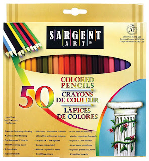 Adult Coloring Supplies