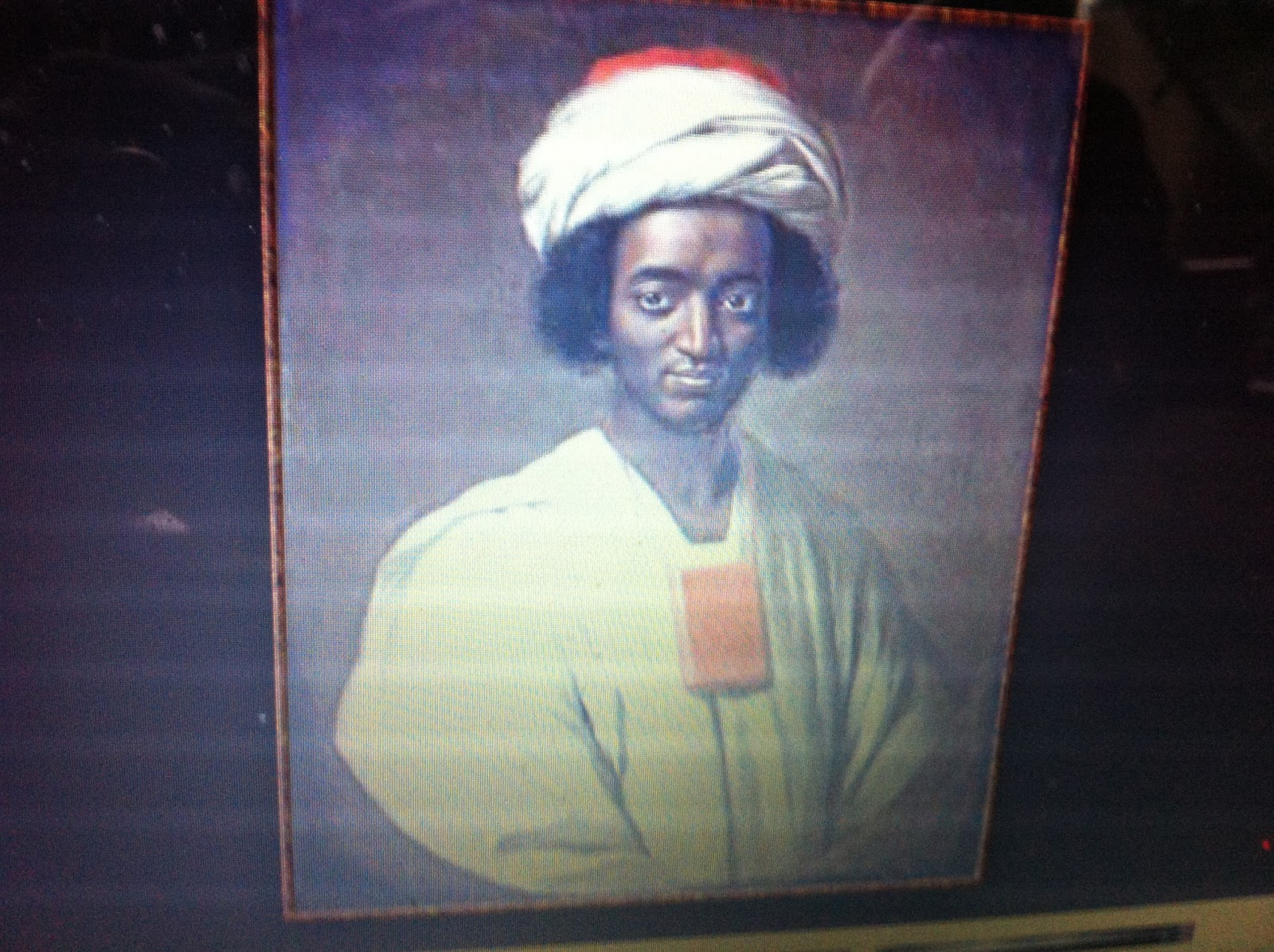 ayuba suleiman diallo a victim of Ayuba suleiman diallo was an educated man from a family of muslim clerics in west africa in 1731 he was taken into slavery and sent to work on a plantation in america.