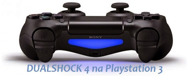 how to connect dual shock 4 to ps3