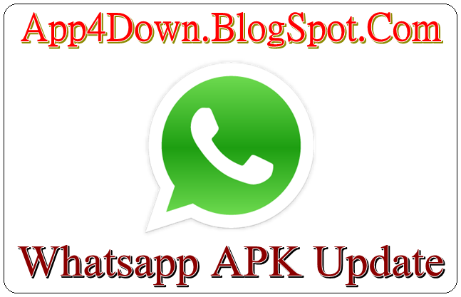 WhatsApp Messenger 2.12.19 For Android APK Latest