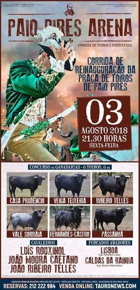 Paio Pires - 3 de Agosto