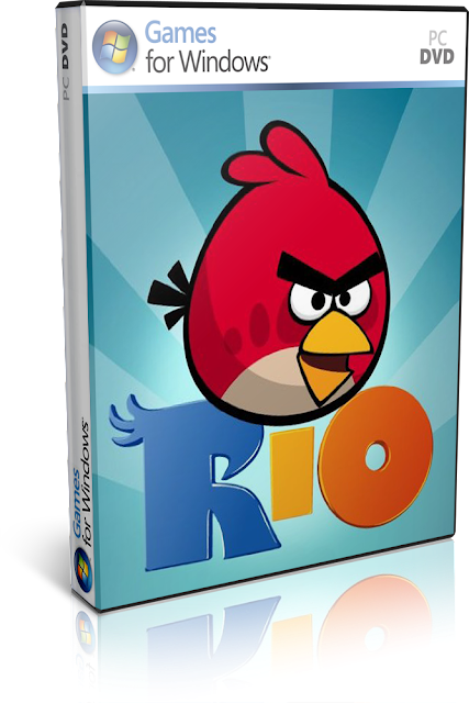 Angry Birds Rio 2011 Full [PC] [1 Link]