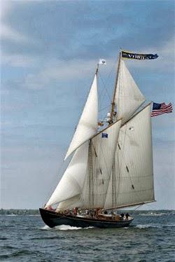 Schooner Virginia