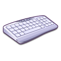 Arabic / English Keyboard online