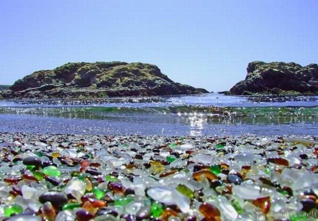Glass Beach Fort Bragg, California