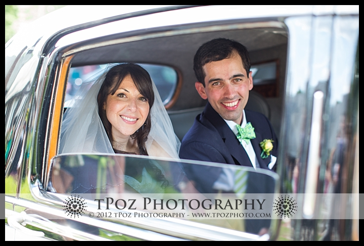 Caton Limo Bentley Wedding
