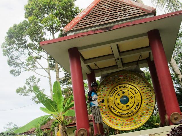 Di Gong Perdamaian Dunia, Jepara