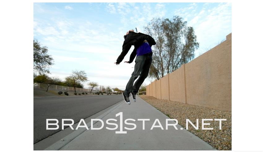 Bradly Johnson - Brads1star.net