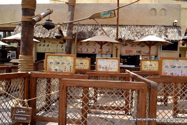 Dana's Diner at Yas Waterworld