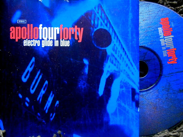 Apollofourforty - Electro Glide In Blue on Stealth Recordings 1997