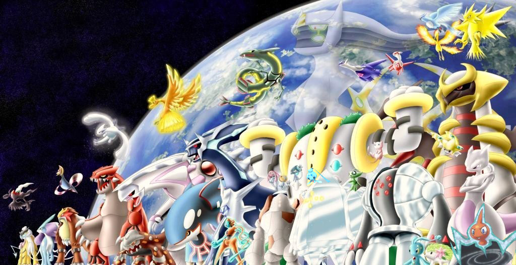 Xem phim pokemon groudon vs kyogre v rayquaza