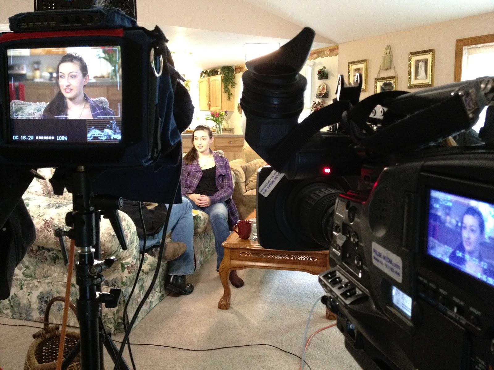 Elaina's Lyme Disease Story: Hired Camera Crew for 20/20