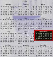 Kalender Hari Yang Hilang