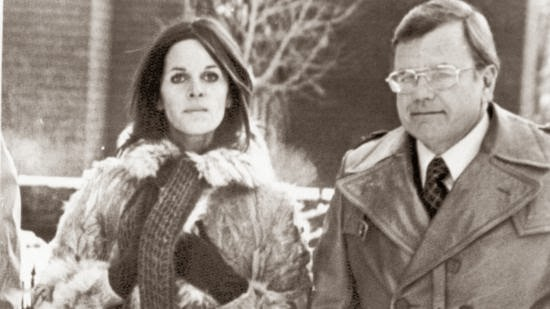 Claudine longet and charles weedman in aspen colo 1976 associated
