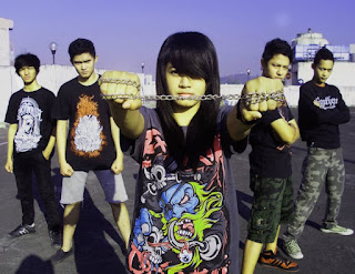Remidi Kehidupan Band Deathcore / Post Hardcore Jember indonesia with female vocal